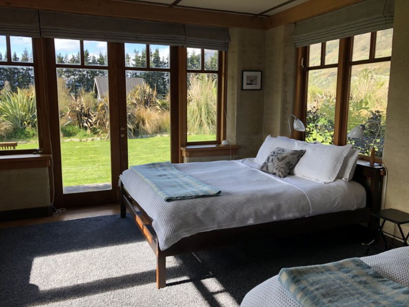 The Haast Room - Wild Earth Lodge