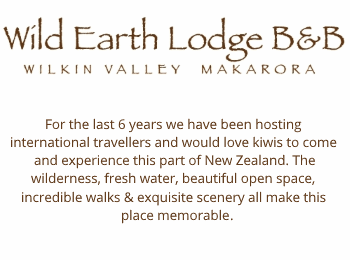 Wild Earth Lodge B&B